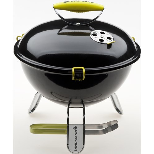 Landmann  Piccolino Portable Charcoal BBQ - Black