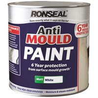 Ronseal  Anti Mould Paint - 750ml