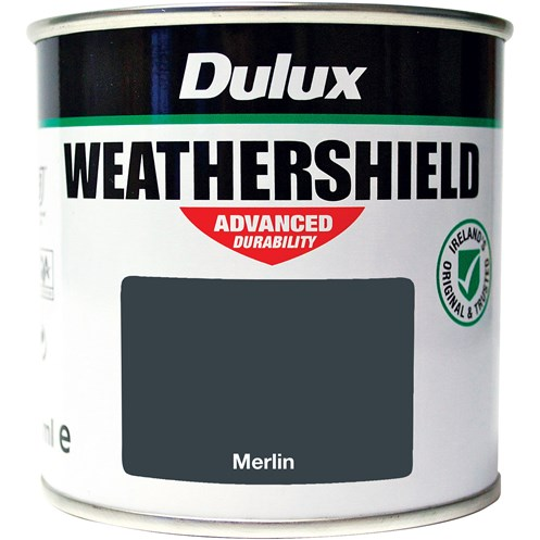 Dulux Weathershield Masonry Colours Paint - 250ml