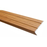 Trojan  Self Adhesive Angle Edge 25 x 8mm - Dark Oak