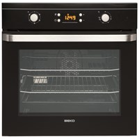 Beko  Built-in Electric Single Oven Black - OIF21300