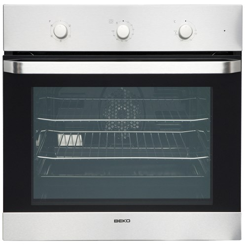 Beko  Built-in Electric Single Oven Stainless Steel - OIF22100