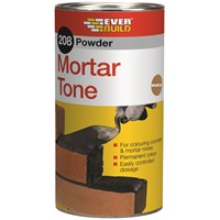 Everbuild  210 Powder Mortar Tone 1kg - Buff