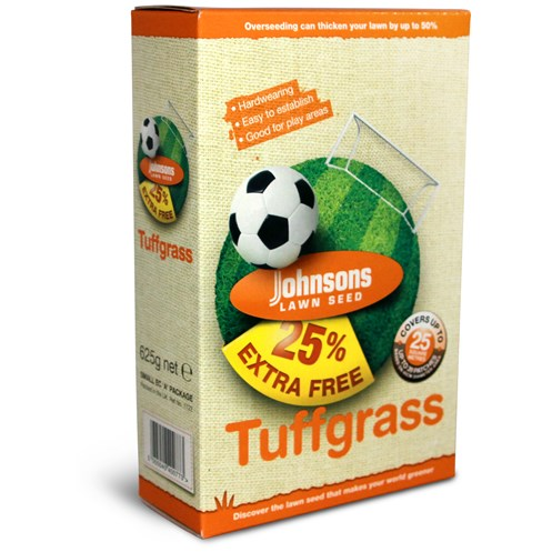 Johnsons  Tuffgrass Lawn Seed