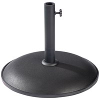 15kg Parasol Base - Black