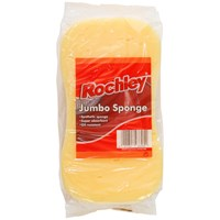 Dosco  Jumbo Car Sponge - Yellow