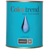 Colortrend  Undercoat Colours Paint - 1 Litre