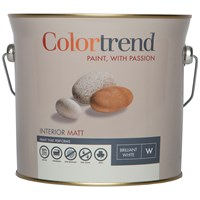 Colortrend  Interior Matt Colours Paint - 3 Litre