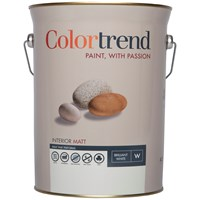 Colortrend  Interior Matt Colours Paint - 5 Litre