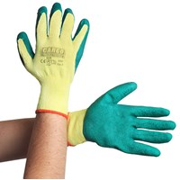 Cargo  Grip Gloves - Green