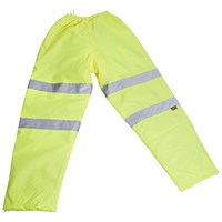 Cargo  Aquaviz Hi Viz Trousers - Yellow