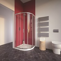 Bathroom Studio  City Plus Quadrant Double Door
