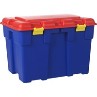 Explorer  Storage Box Blue - 185 Litre