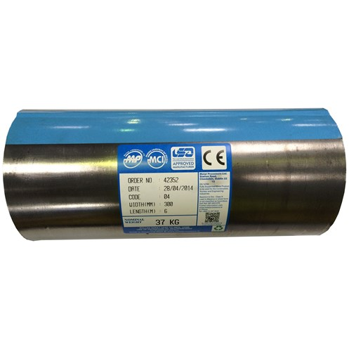 Metal Processors  Lead Sheet - 6 Metre x 1.8mm