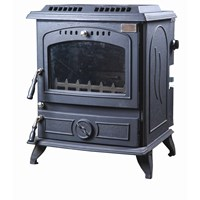 Blacksmith Forge 20kW Boiler Stove - Matt Black